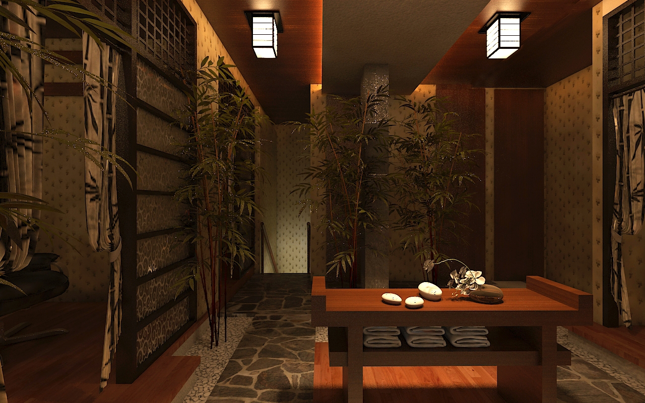 Design interior contractor surabaya for saporo family for Design interior surabaya