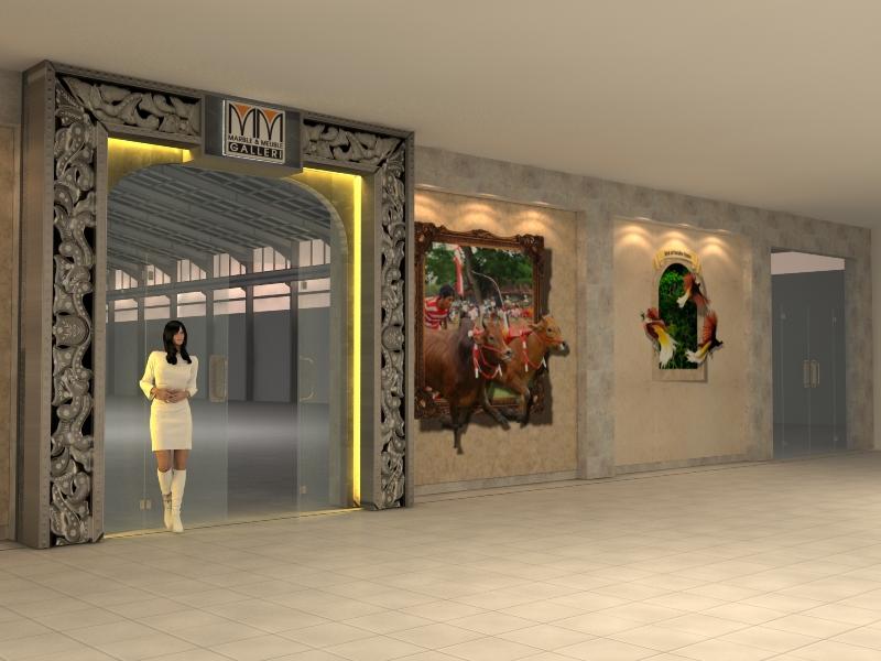 Design 3d surabaya booth contractor interior and for Design interior surabaya