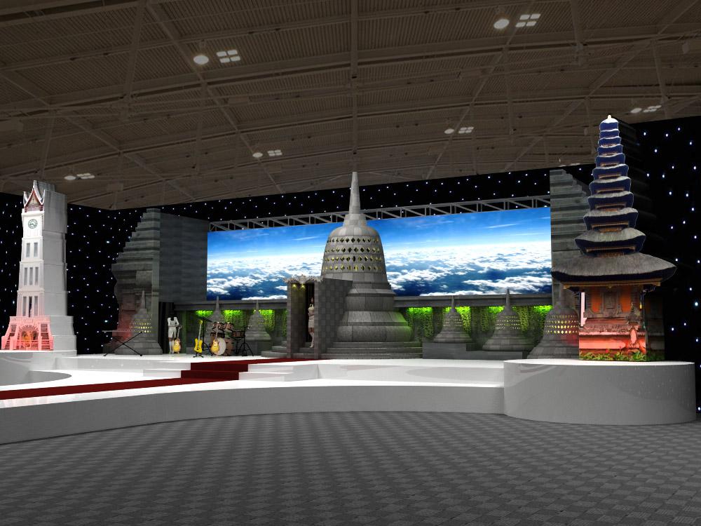 Stage mm 2 for Design interior surabaya